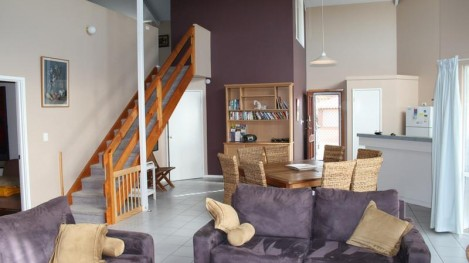 Peppermint Grove Beach - Accommodation Living Area